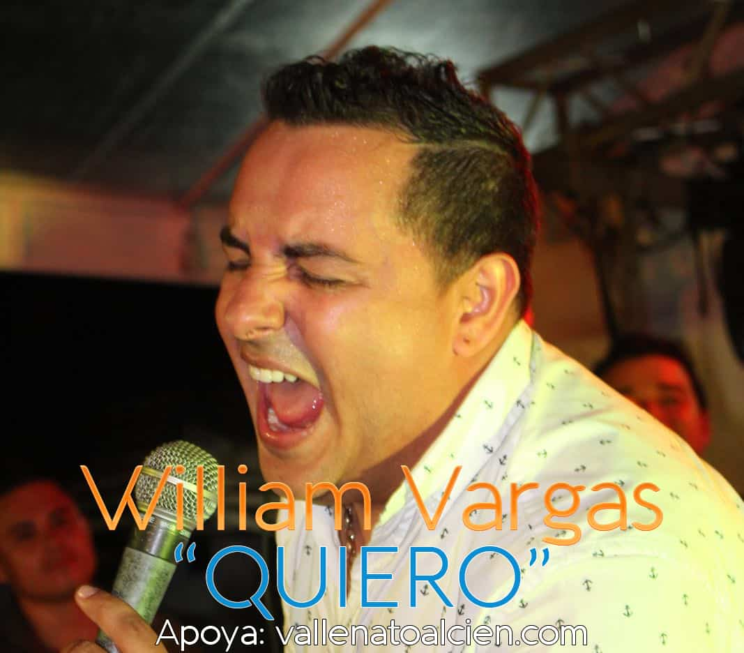 Quiero William Vargas