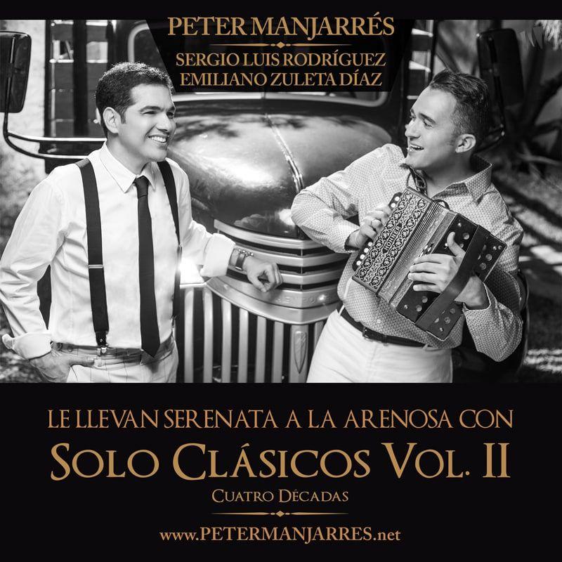 Peter Manjarres le canto a Cartagena