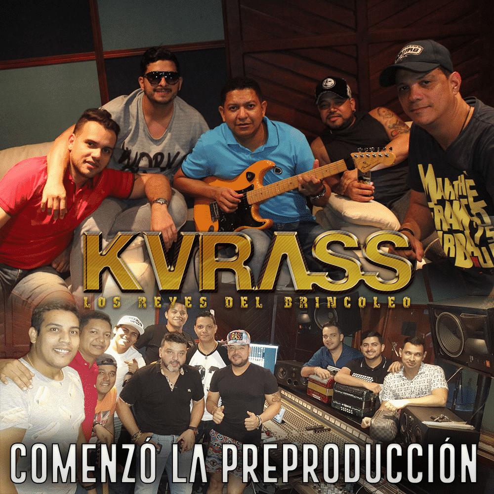 Grupo Kvrass Comenzó La Preproducción