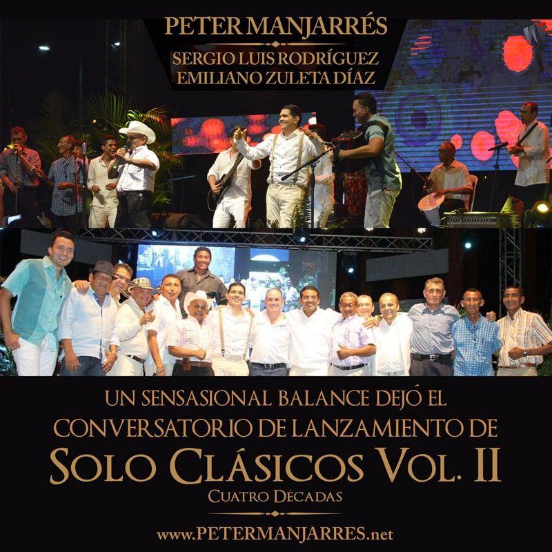 """Un sensacional balance dejó el conservatorio de lanzamiento de """"SOLO CLÁSICOS Vol. II """""""