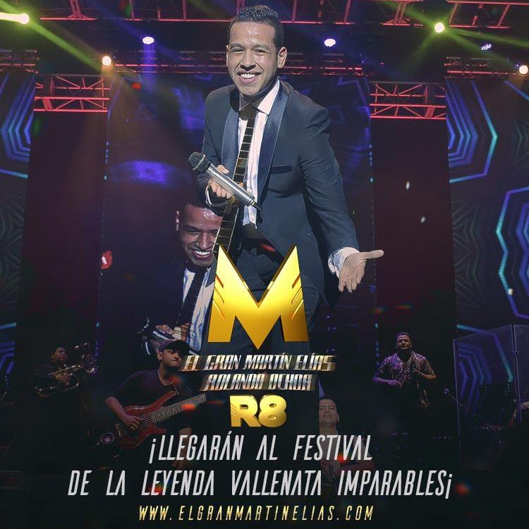 Martín Elías & Rolando Ochoa llegan al Festival vallenato
