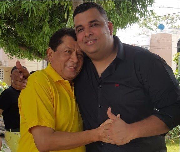 Emiliano Zuleta y Rolando Ochoa