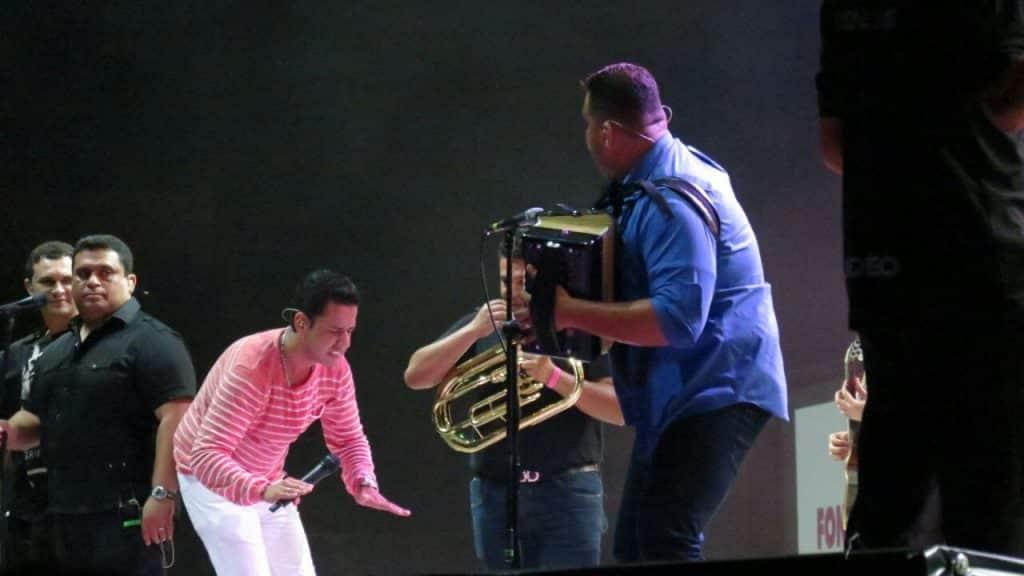 Martín Elías y Rolando Ochoa