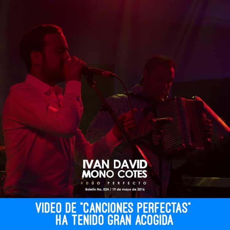 El legado Ivan David Villazon & Mono Cotes