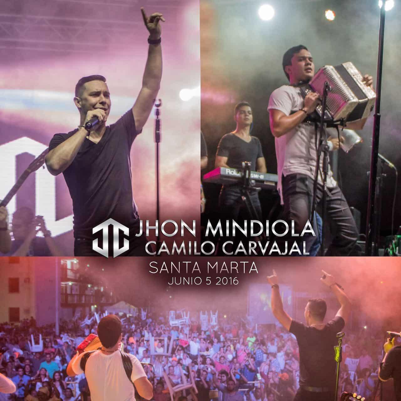 Un fin de semana exitoso para Jhon Mindiola y Camilo Carvajal
