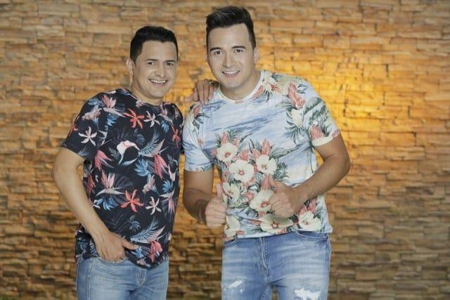 Jorge Celedón y Sergio Luís Rodríguez