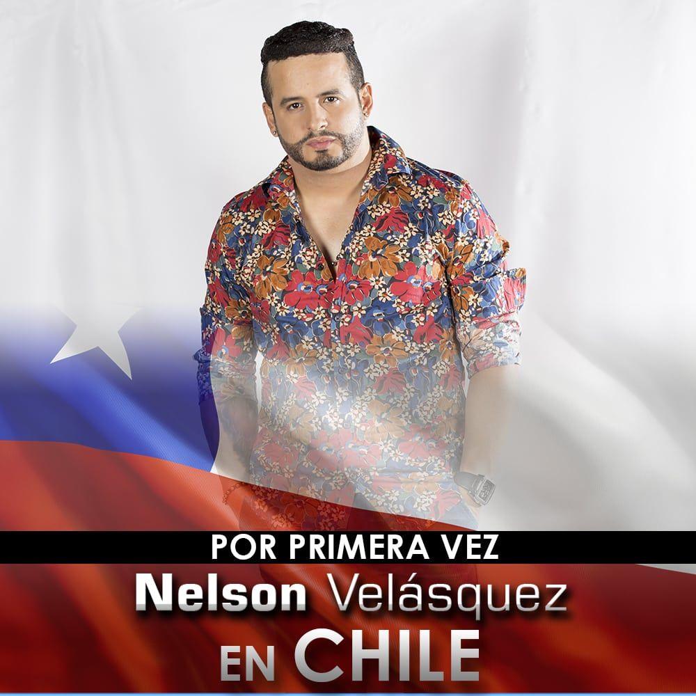 Nelson Velasquez en Chile