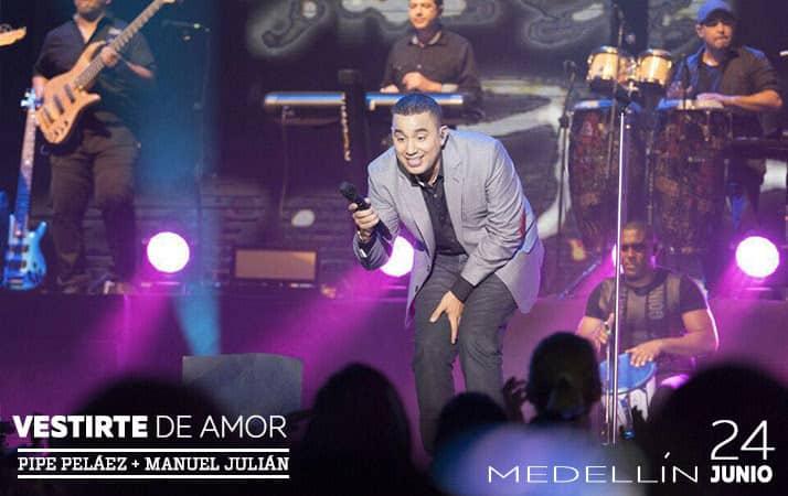 ¡Medellín se vistió de amor! con Felipe Pelaez