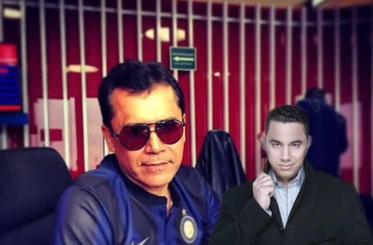 Felipe Pelaez y Elicer Vargas