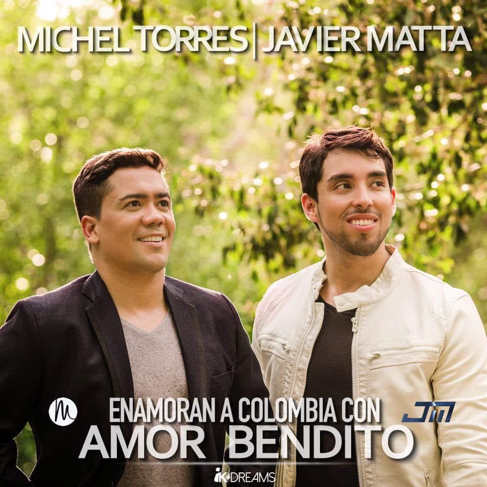 Descarga Amor Bendito Michel Torres y Javier Matta