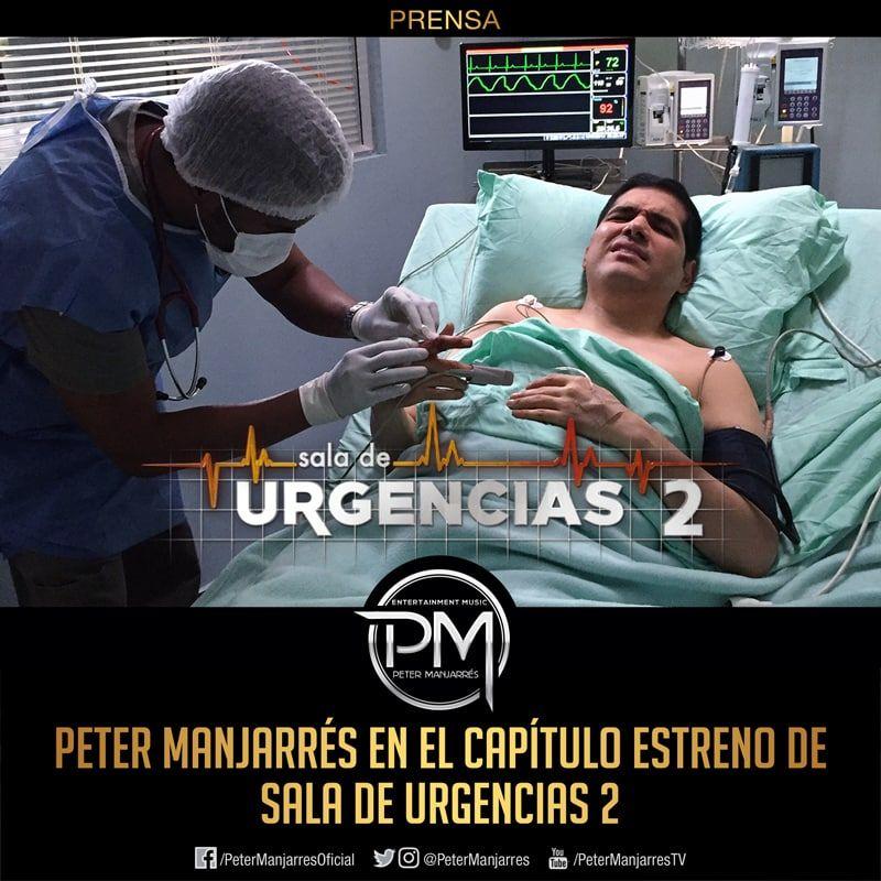 Peter Manjarrés Urgencias 2
