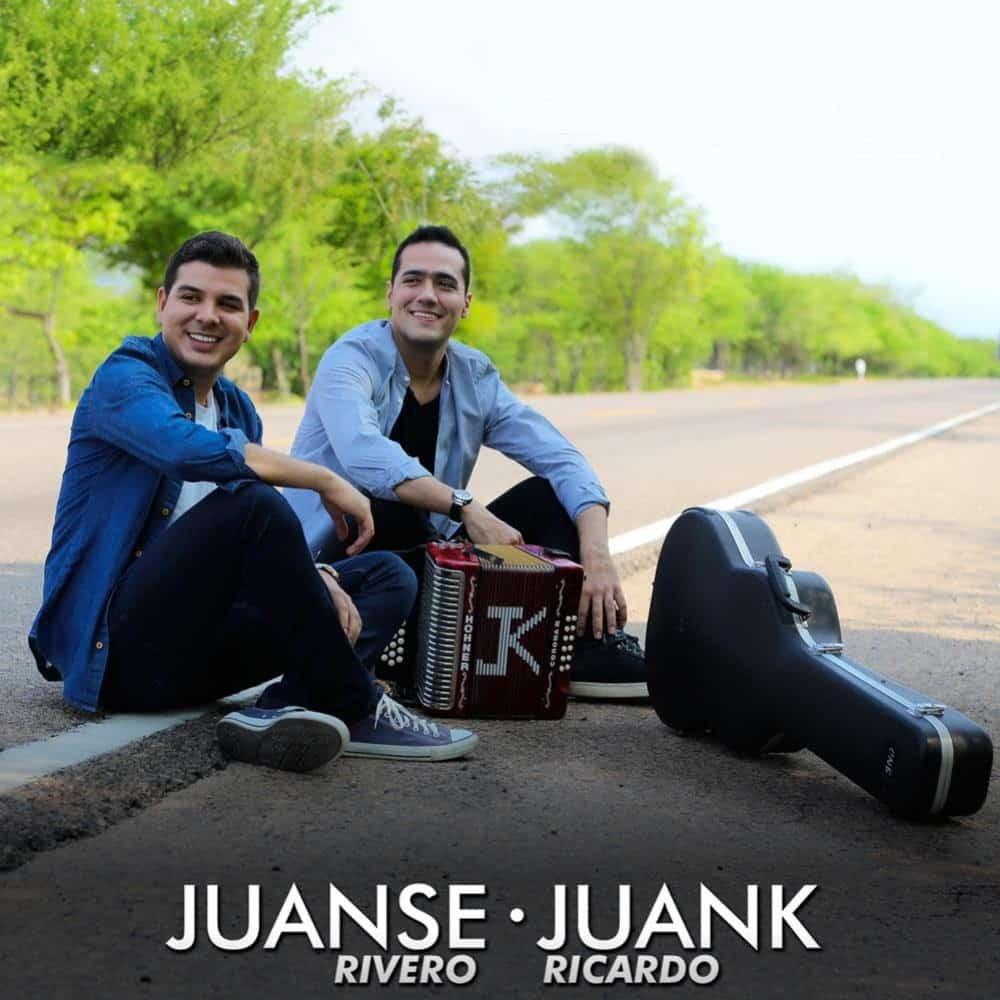 Juanse Rivero y Juank Ricardo