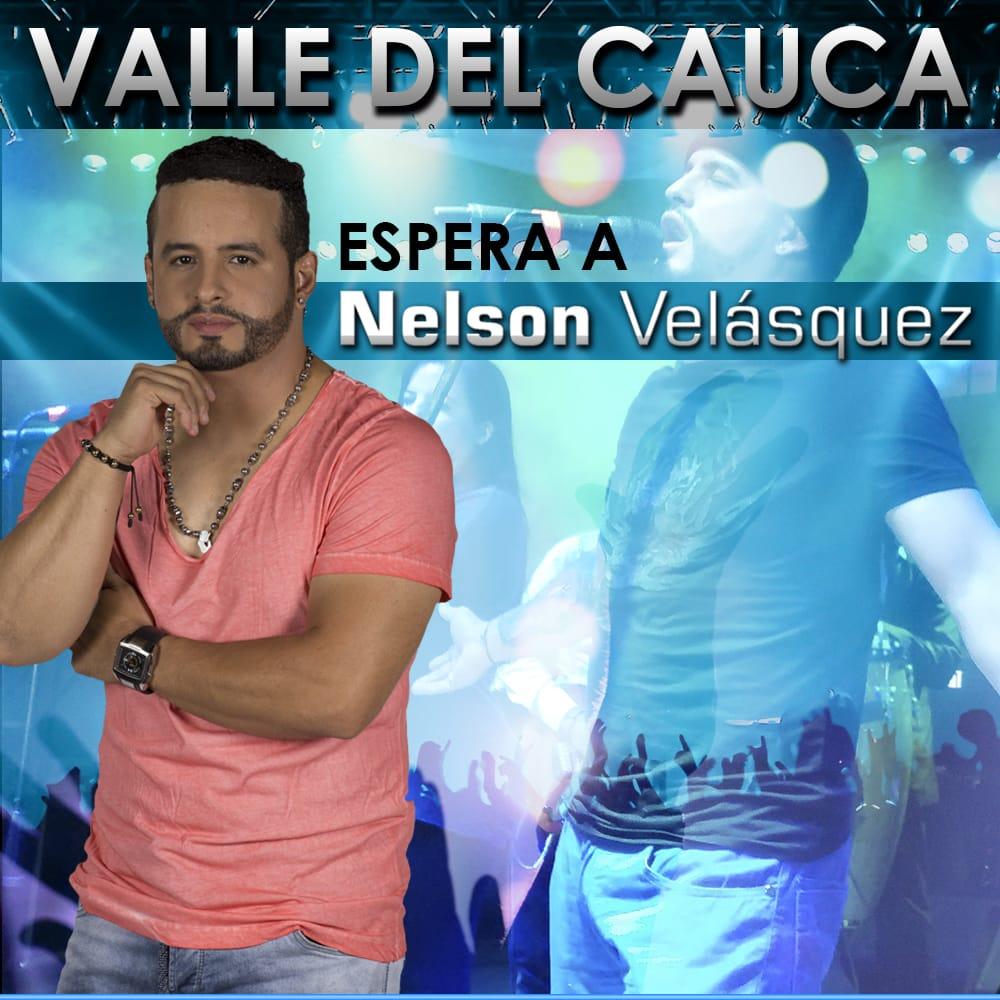 Valle del Cauca espera a Nelson Velásquez | vallenatoalcien.com
