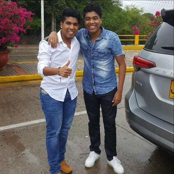Keyner Morales y Kanner Morales