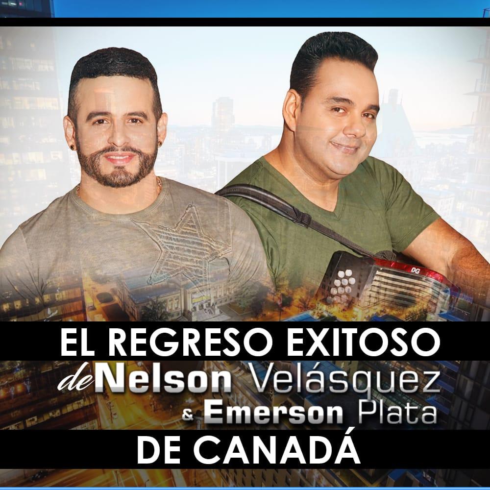 Regreso exitoso de Nelson Velásquez y Emerson Plata de Canadá