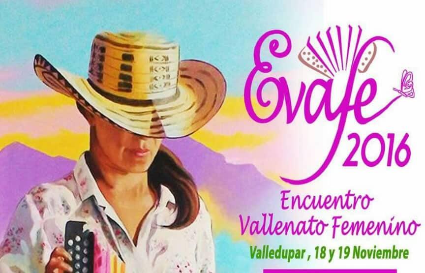 evafe Primer encuentro femenino vallenato
