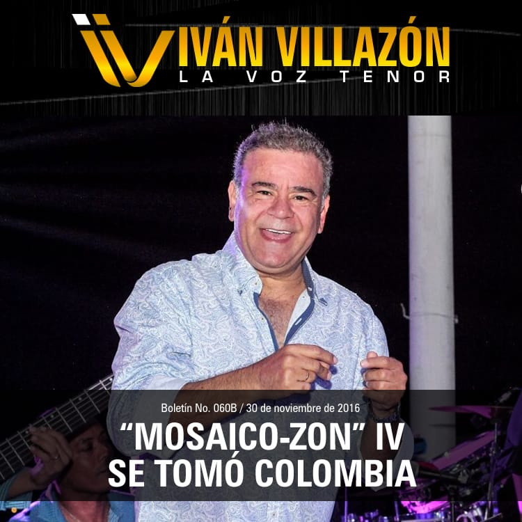 Mosaico-Zon IV se tomó Colombia | Vallenatoalcien.com