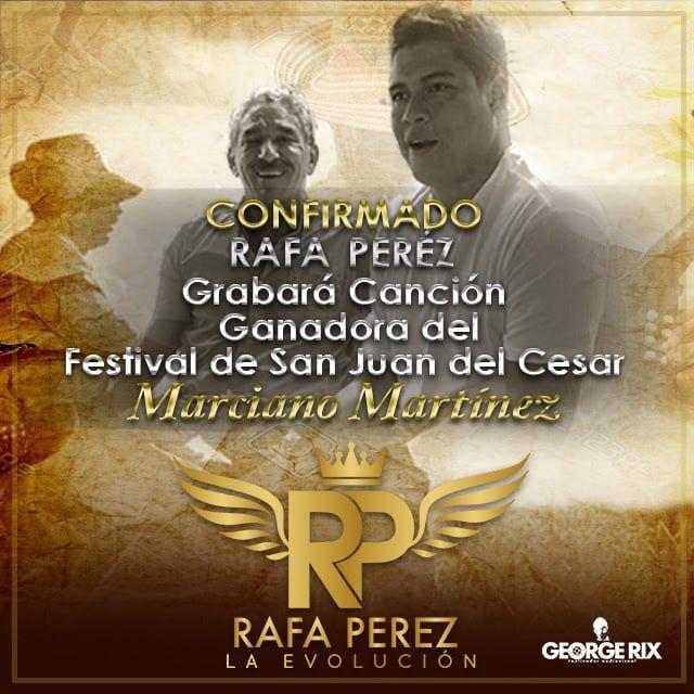 Rafa Perez la evolucion