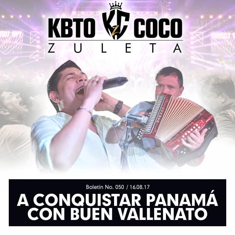 Kbeto Zuelta y Coco zuleta