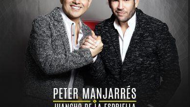 La pelaita Chicle Peter y Juancho de la Espriella