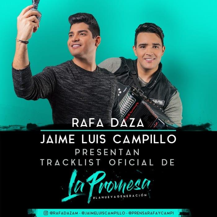 Rafa Daza La promesa