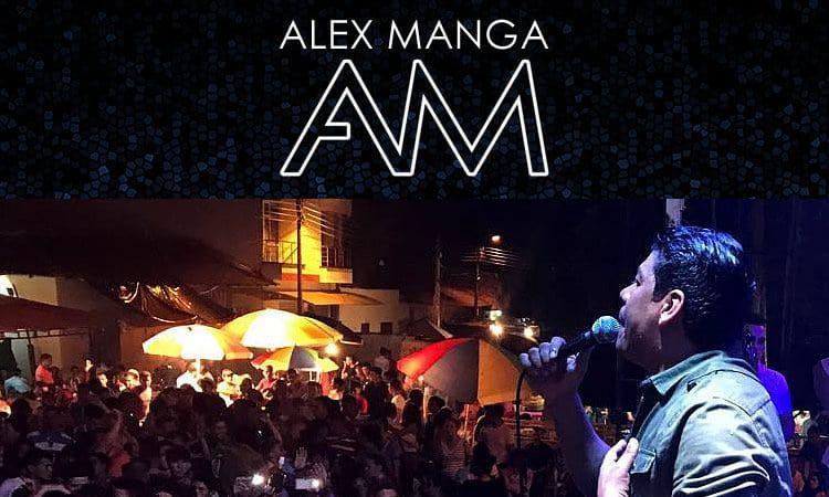 Alex Manga y Neno Beleño