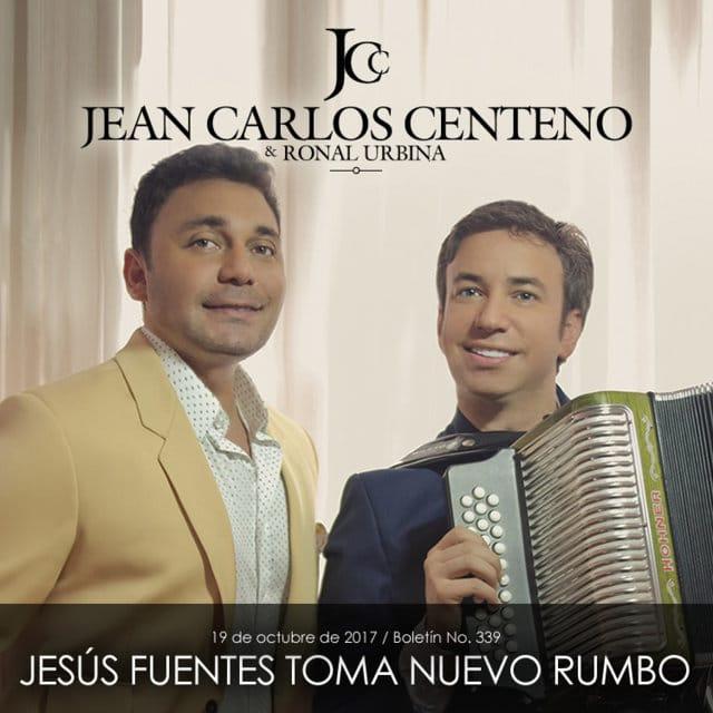 Jesus Fuentes no será más le manager de Jean Carlos Centeno