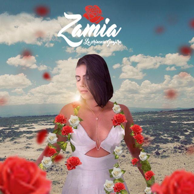 Vallenato entre rosas Zamia