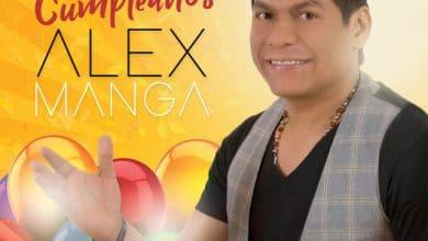 Hoy esta de Cumpleaños Alex Manga