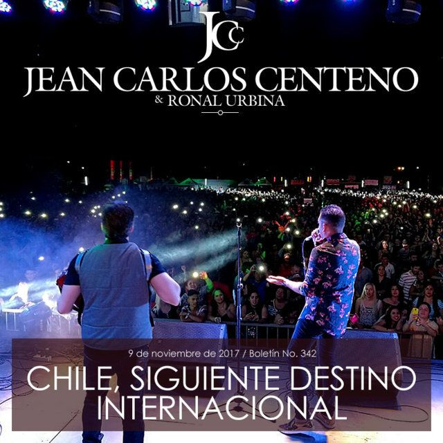 Jean Carlos Centeno Tour