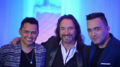 Jorge Celedón, Marco Antonio Solis y Sergio Luis Rodríguez