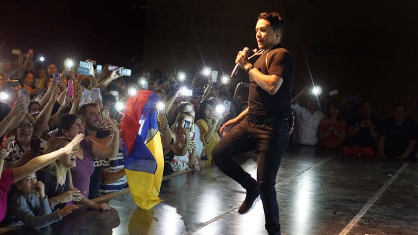 Jorge Celedón una hazaña en Argentina