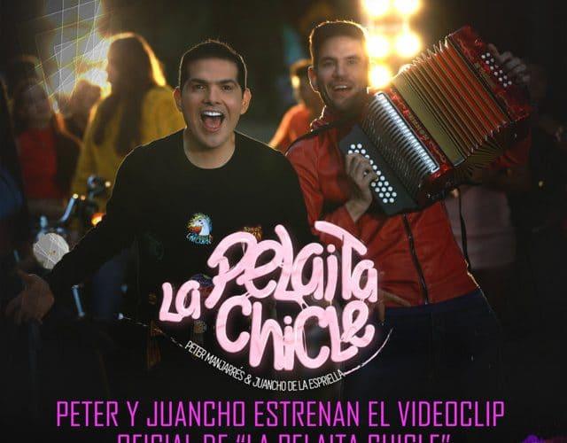 La pelaita chicle Peter y Juancho