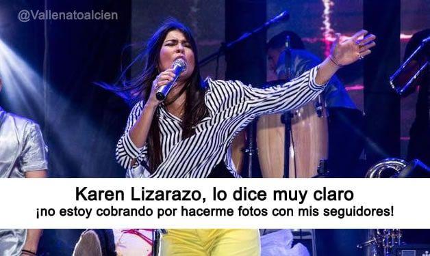 Karen Lizarazo en Ábrego Norte de Santander