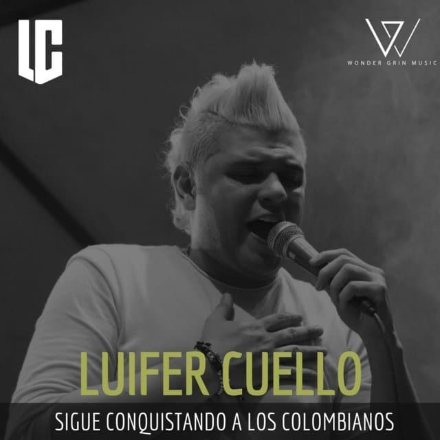 Luifer Cuello sigue conquistando a los Colombianos