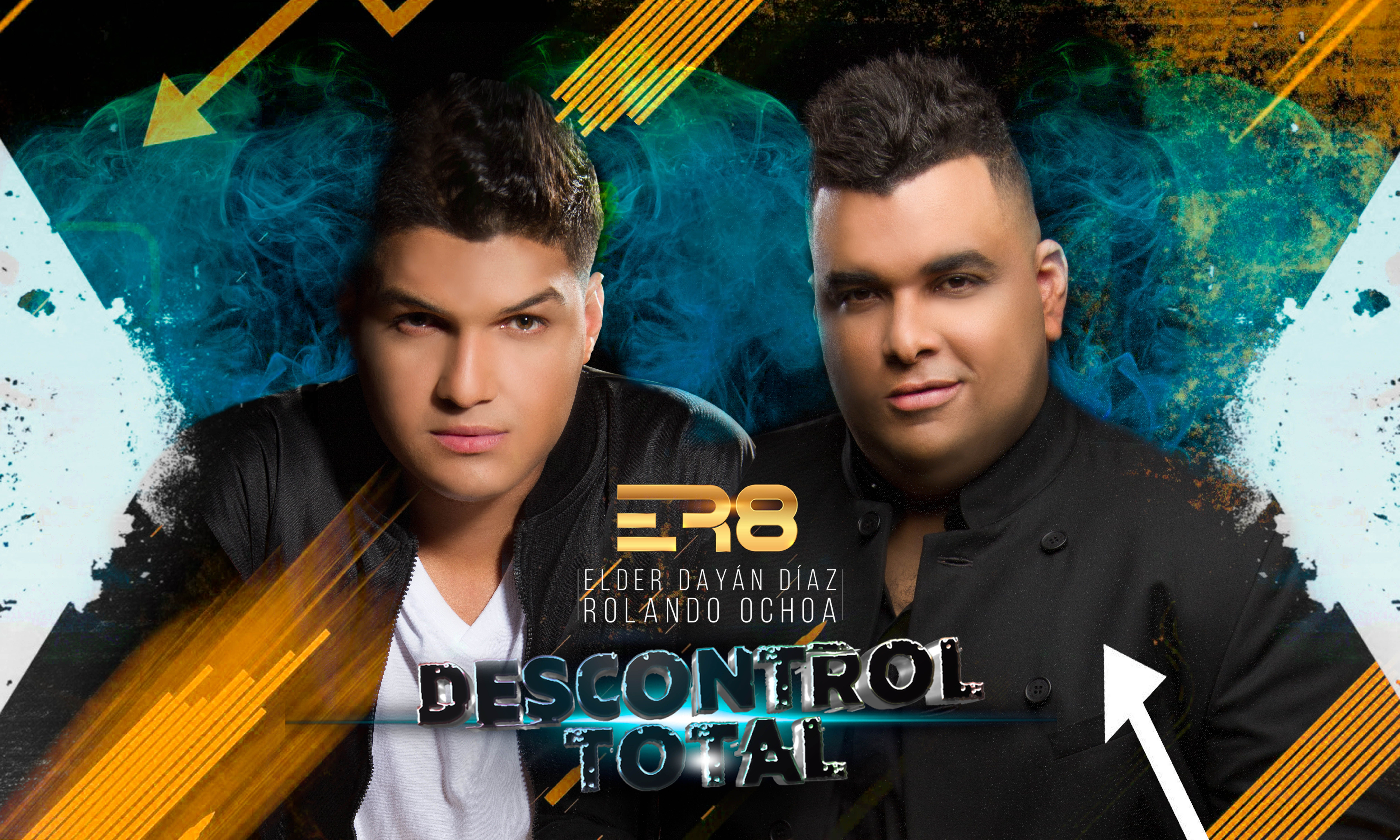 Descontrol Total Elder Diaz y Rolando Ochoa