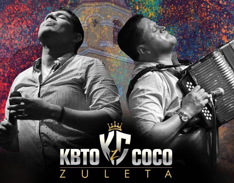kbeto zuleta y Coco Zuleta