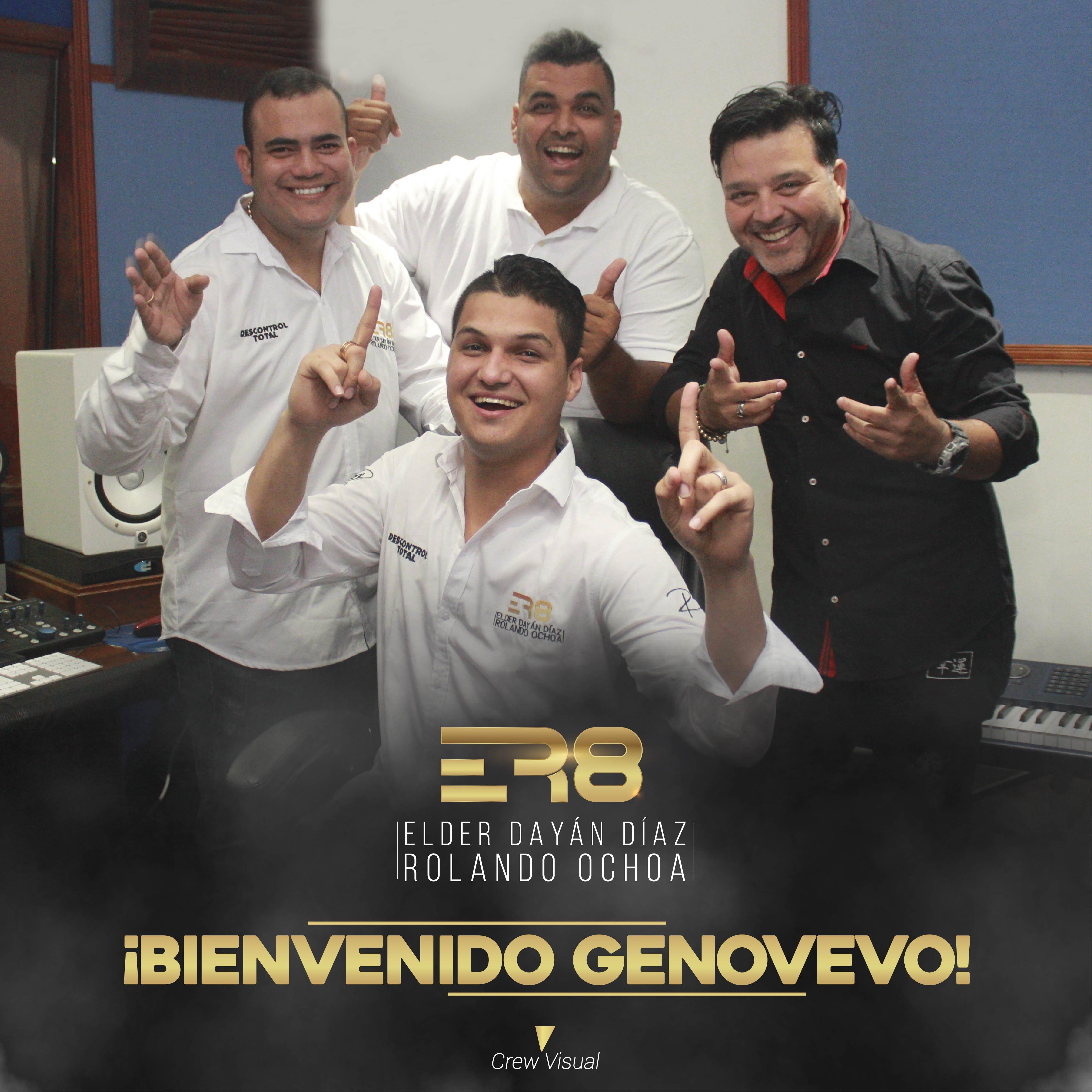Genovevo nuevo Manager de Elder Dayan Diaz y Rolando Ochoa