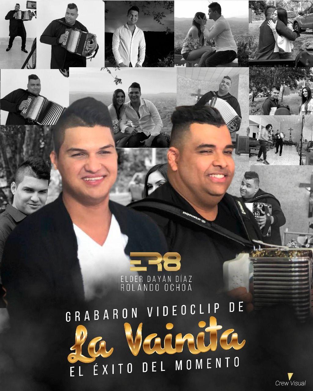 Video oficial La vainita Elder Diaz y Rolando Ochoa