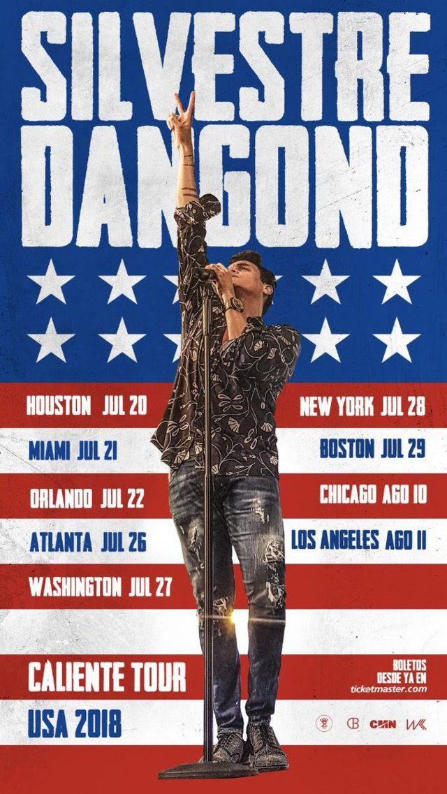 Silvestre Dangond y su caliente Tour en Estados Unidos
