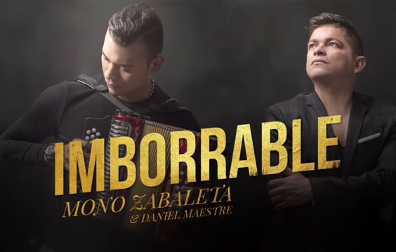 Cd Imborrable Mono Zabaleta
