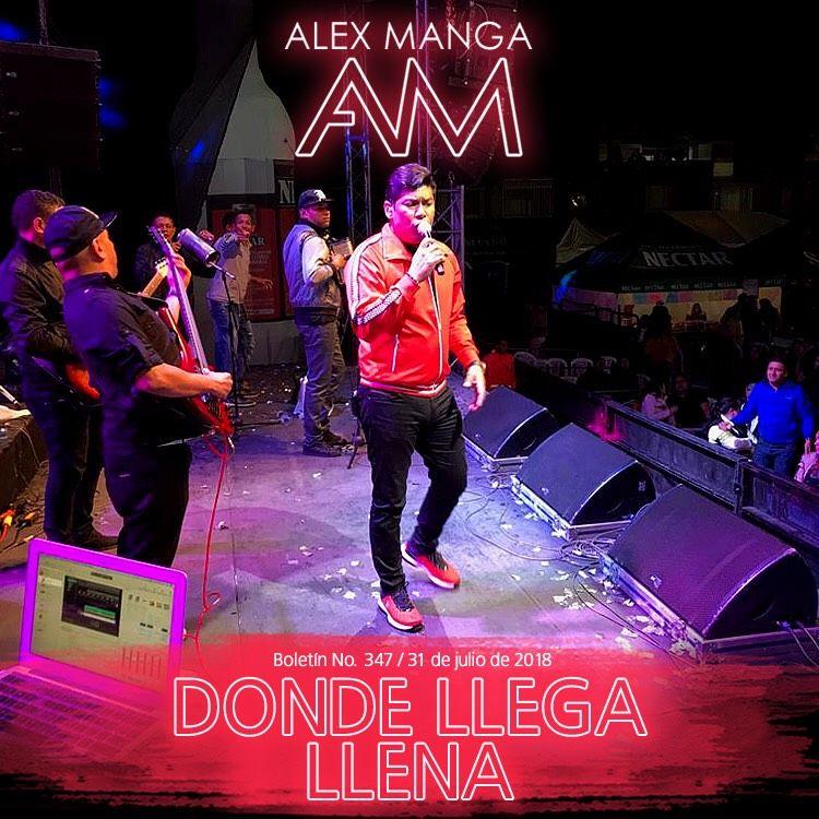 Alex Manga exitoso