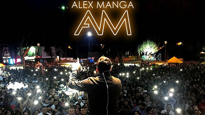 Alex Manga en Antioquia