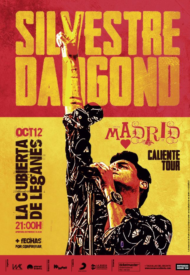 Silvestre Dangond en Madrid