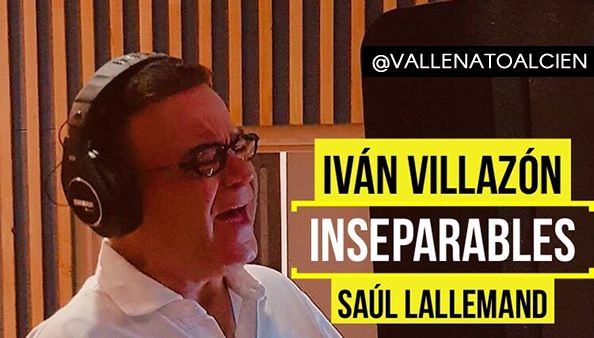 Inseparables Iván Villazón y Saul Lallemand