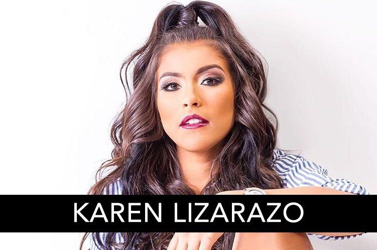 """Karen Lizarazo """"La patrona del vallenato"""""""