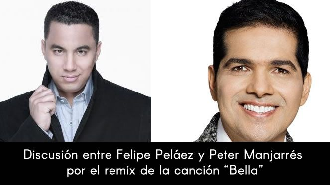 Bella Remix Peter Manjarres