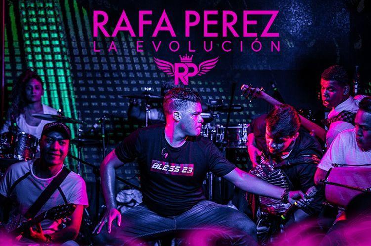 Rafa Pérez la evolución