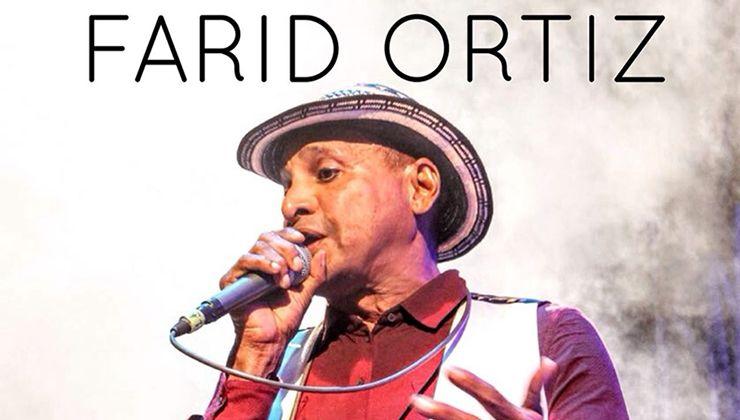 Farid Ortiz y su nueva producción