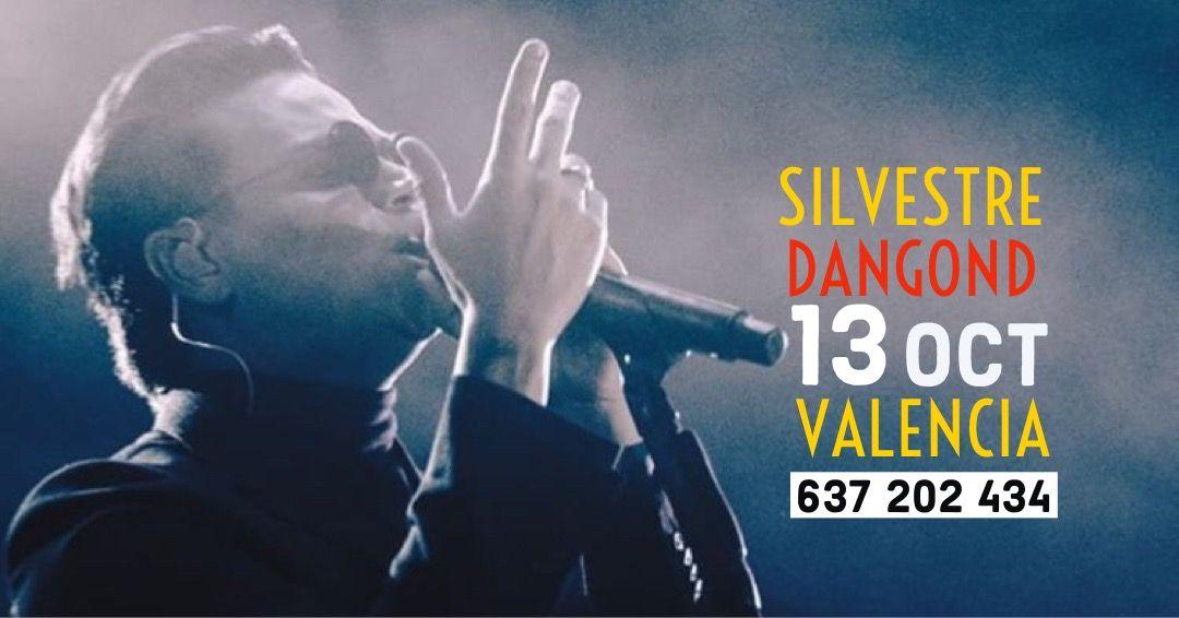 Comprar entradas de Silvestre Dangond en Valencia